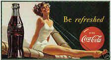 Coke Coca Cola Postcard Advertising Art 6300-23