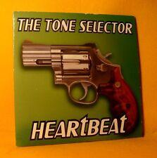 Cardsleeve Single CD THE TONE SELECTOR Heartbeat 2 TR 2001 Hard House