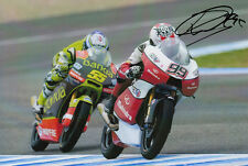 Danny Webb Hand Signed Mahindra Racing 7x5 Photo Moto3 2.