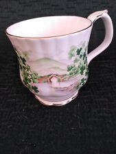 Royal Albert Emerald Isle Mug Ancestral Series Montrose Shape 1966-70s