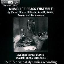 Music for Brass Ensemble CD