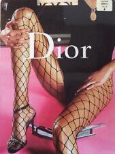 Collant Dior Resille Chris 47 couleur GRENAT 2 (Maron) Taille 4