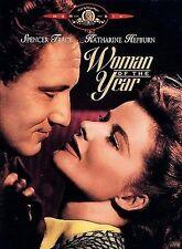 Woman of the Year DVD, Gladys Blake, Katharine Hepburn, Fay Bainter, Reginald Ow