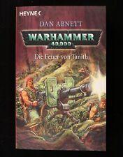 Warhammer 40 000. Die Fuego Von Tanith Von Dan Abnett (2006, Libro de Bolsillo)
