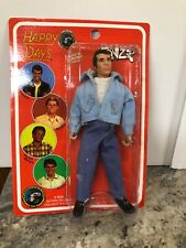 New Fonzie Happy Days Action Figure Fonz RARE OUTFIT VARIANT Classic Tv Toys