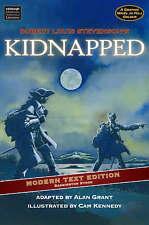 Kidnapped, New, Stevenson, Robert Louis Book