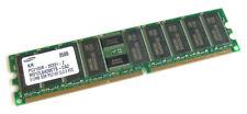 Samsung 512MB DDR PC2100 CL2.0 ECC M312L6420ETS-CA2 NEC 609-01550-000 Memory