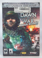Warhammer 40,000: Dawn of War -- Winter Assault (PC, 2005) Expansion Pack 2 CD