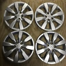 "SET OF 4 2014 15 2016 TOYOTA COROLLA 16"" WHEEL COVERS OEM HUBCAPS FACTORY 61172"