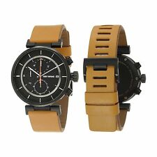 "Issey Miyake ""W"" Watch men's  Quartz Chronograph SILAY006"