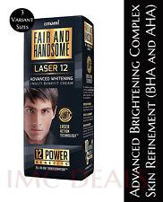 Emami Fair & and Handsome Laser 12 Advanced Whitening + Multi Benefit Cream