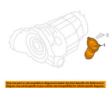 AUDI OEM 12-17 A6 Automatic Transaxle-Filter 0AW301516H