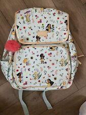 Disney Store Animators Bag Backpack New