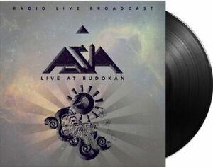 Asia - Best Of Live At Budokan, Tokyo – Japan 1983     New  LP  Vinyl  in seal