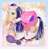 ❤️My Little Pony G1 VTG Great Skates Sports Pony Wear Clothing Outfit❤️