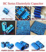 16~450v 1-15000uf Vishay Sprague BC Series Power Filter Electrolytic Capacitor