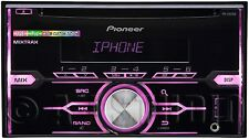PIONEER FH-X520UI CAR AUDIO STEREO RECEIVER DOUBLE-DIN CD/MP3/USB/AUX/PANDORA