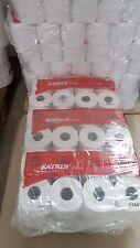 KATRIN Classic Toilettenpapier ECO 72 Rollen a 250 Blatt 3-lagig weiß