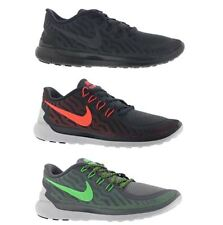 Nike Free Men's Synthetic Leather Trainers