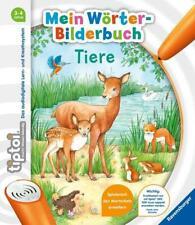 tiptoi® Mein Wörter-Bilderbuch Tiere von Eva Odersky (Taschenbuch)