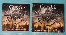 Gus G signed Brave New Revolution CD  firewind ozzy osbourne autographed #3