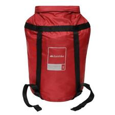 Eurohike 20 Litre Waterproof Compression Sack Outdoor Raincovers Red