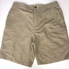 Mountain Club Men's Shorts Size L/Large Beige Outdoor Hiking