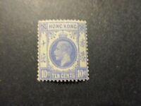 Hong Kong #95 Mint Hinged- (Y1) I Combine Shipping