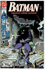 Batman #450 (DC July 1990) VERY FINE/NEAR MINT 9.0