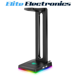 Havit TH630 RGB Headset Stand for Desktop Gamer Headphone