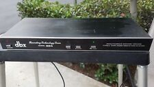 DBX 224, Tape Noise Reduction, Encode/Decode