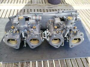 Dellorto DHLA40H Carburettors Alfa Romeo Giulia Giulietta Alfetta Lotus