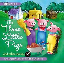 The Three Little Pigs and Other Stories (BBC Childrens Audio), , Book NEW SEALED