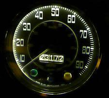 Triumph TR2 TR3 TR4 TR5 TR6 Spitfire LED Instrument Xenon Weiß