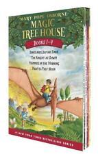 The Magic Tree House 01-04 von Mary Pope Osborne (2001, Taschenbuch)