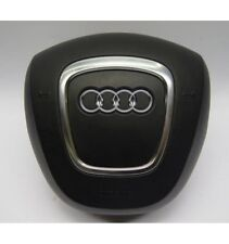 AUDI 4-SPOKE STEERING WHEEL AIRBAG COVER 4 SPOKE NEW 2004-2012