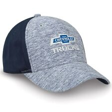 Chevrolet Trucks 100 Years Blue and Gray Performance Hat