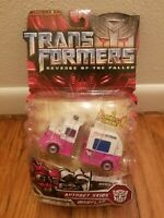 Hasbro Transformers Revenge of the Fallen Autobot Skids Mudflap Ice Cream Truck