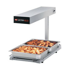 Hatco UGFFB 1000 Watt Portable French Fry Warmer with Heated Top and Base