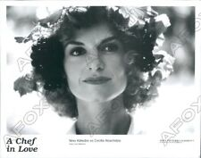 1997 Sony Pictures Movie A Chef in Love with Actress Nino Kirtadze Press Photo
