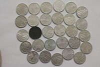 AUSTRIA OLD CURRENCY LOT A98 XX36