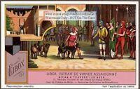 Historic Milan Italy Scenes c1920 Trade Ad Card