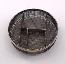 NEW ELMA Cestilla 6,3 mm 5 departamentos para lavadora de relojes 3WC