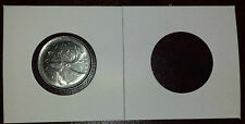 1 x  2X2 Cardboard coin Holder Flips for Quarter size 26.0 coin / With NO COIN