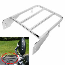 Chrome Sissy Bar Luggage Rack Fit Suzuki M50 06 07 08 09 Boulevard C50 2005-2011