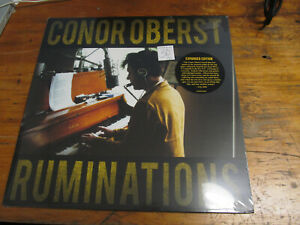 CONOR OBERST Ruminations (Expanded Ed) RSD 2021 6/12 2LP sealed VINYL Record NEW