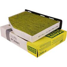 MANN-FILTER Biofunctional Pollenfilter Innenraumfilter für Allergiker FP 2939/1