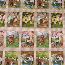 Adventures of Sonny Bear Small Pictures (238) by Red Rooster, for Quilting