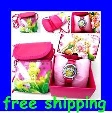 NEW Tinker Bell Magic Fairy Watch & mini Shoulder bag PRINCESS