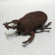 Beetle Plush (Kabutomushi) with ball chain